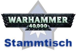 Warhammer 40k Stammtisch